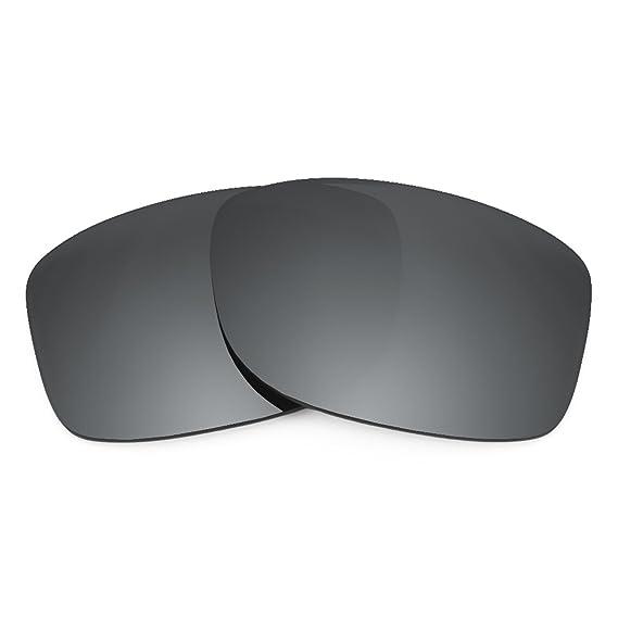 da65f38482 Revant Polarized Replacement Lenses for Oakley Jupiter Squared Elite Black  Chrome MirrorShield®  Amazon.co.uk  Clothing