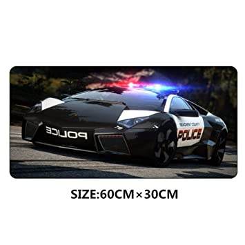 SKTCNB 60X30Cm XL Large Need Speed Mouse Pad Game Gamer Gaming ...