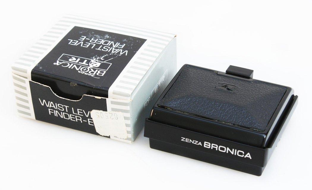 Bronicaウエストレベルfinder-e for ETR / ETRS / ETRSi inボックス B079VVSHY9
