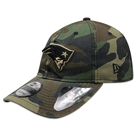 0527e22d775 Image Unavailable. Image not available for. Color  New Era Authentic New  England Patriots Memorial Day Woodland Camo ...