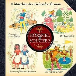 Hörspiel Schätze. Originale von 1950-1970. Teil 2