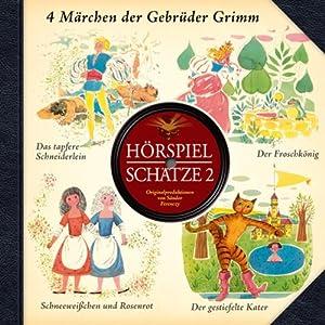 Hörspiel Schätze. Originale von 1950-1970. Teil 2 Hörspiel