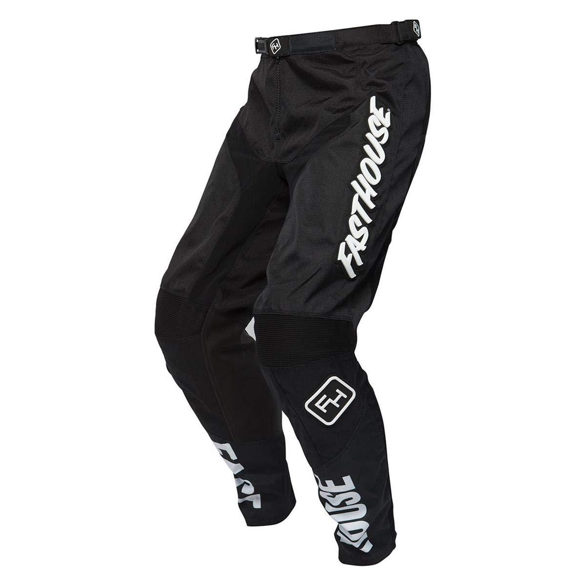 Fasthouse Grindhouse Men's Dirt Bike Motorcycle Pants - Black Size 36