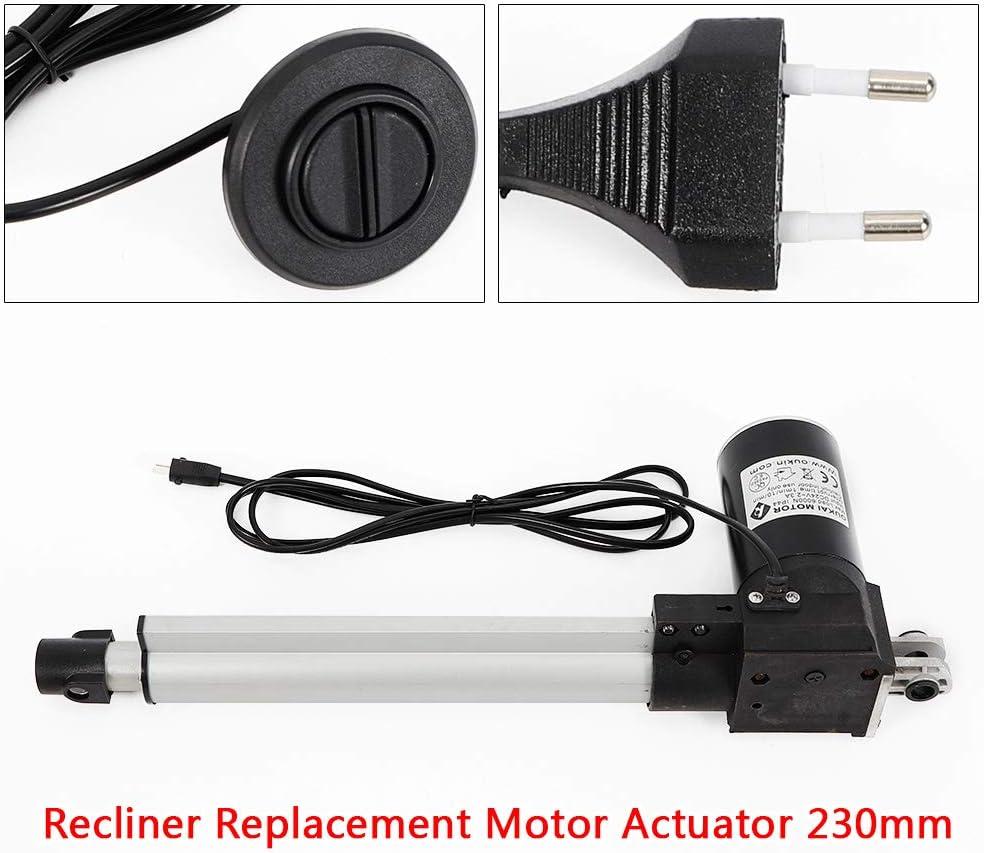 Neue Elektrisch Reclinear Actuator Motor 230mm 24V Elektromotor Linearantrieb