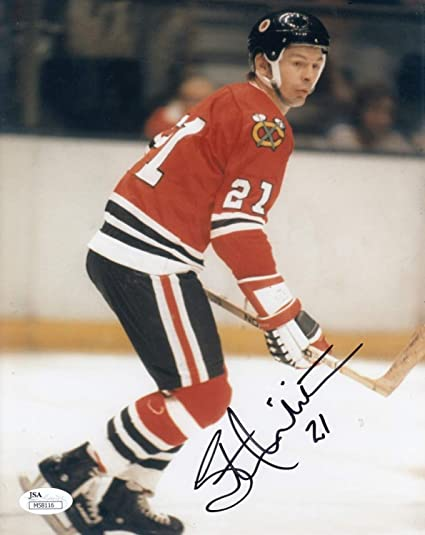 sports shoes c93e2 00195 Stan Mikita 0 8x10 Autographed Signed Photo with Memorabilia ...