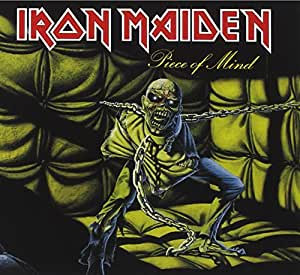 Piece of Mind: Iron Maiden: Amazon.es: Música