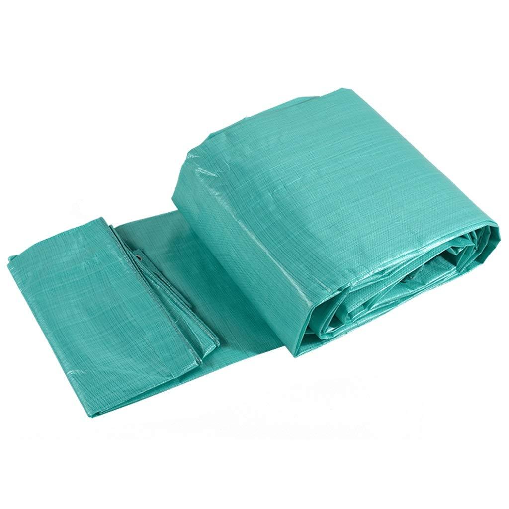 Zeltplanen Plane Rainproof Cloth Wasserdichter Poncho PE Markise Canvas Dicker Linoleum Shade Sonnenschutztuch - Multi Größe Options (größe   6  10M)