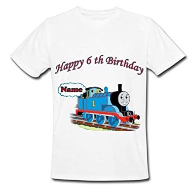Sprinklecart Happy 6th Birthday T Shirt