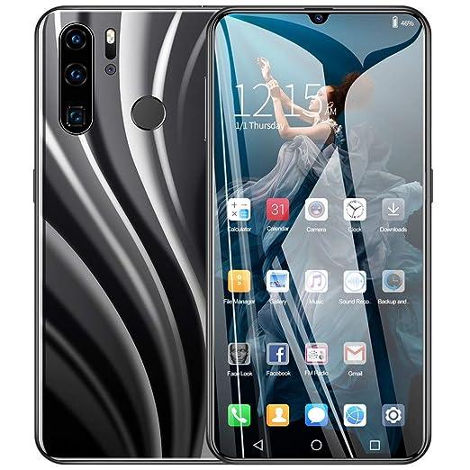 goodjinHH P40 Pro - Smartphone Libre (Pantalla de 6,3 Pulgadas, ID ...