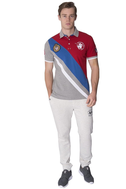 Santa Monica Polo Club - Polo - camisa - Básico - Cuello redondo ...