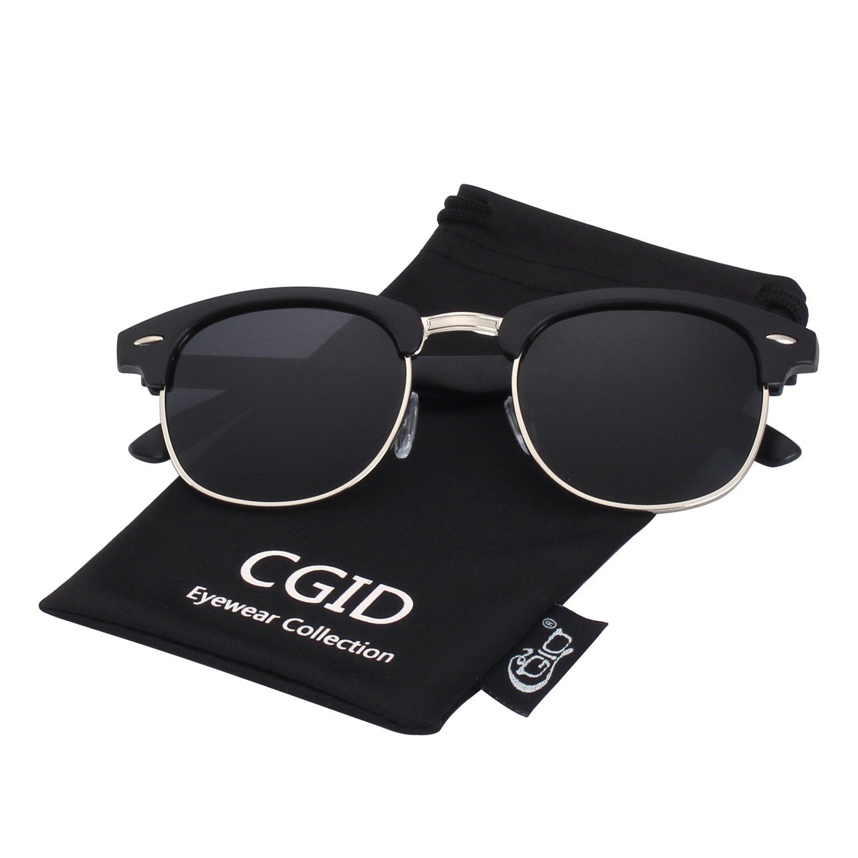 CGID MJ56 Clubmaster clubma Retro Vintage Sonnenbrille im angesagte ...