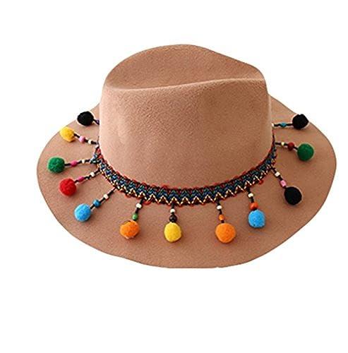 Leisial –  Cappello Fedora  – Donna