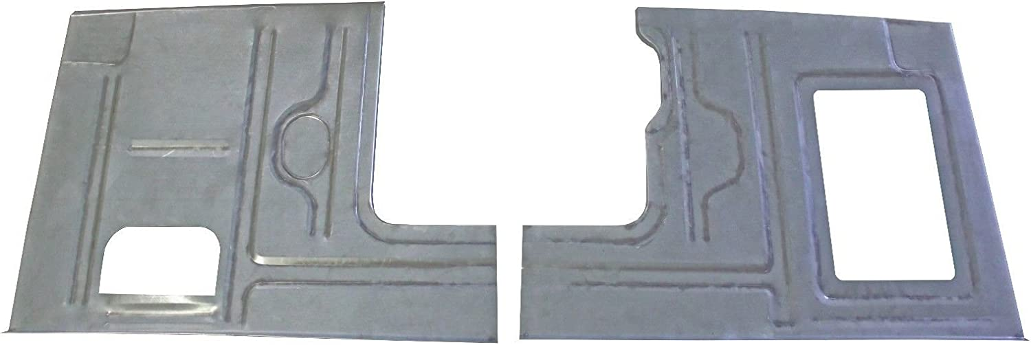 Motor City Sheet Metal Works With 1961 1962 1963 64 65 66 FORD TRUCK LEFT SIDE FRONT FLOOR PAN F-100 THRU F-600
