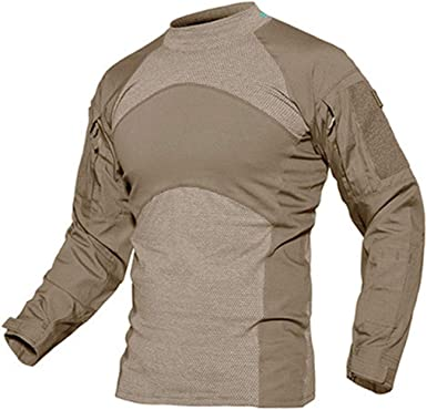 Camisa del ejército Militar para Hombre, Camiseta táctica de ...