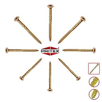 Top Torx Schrauben 4,0 x 40mm - 500 Stück Senkkopf Holzschrauben  UP89