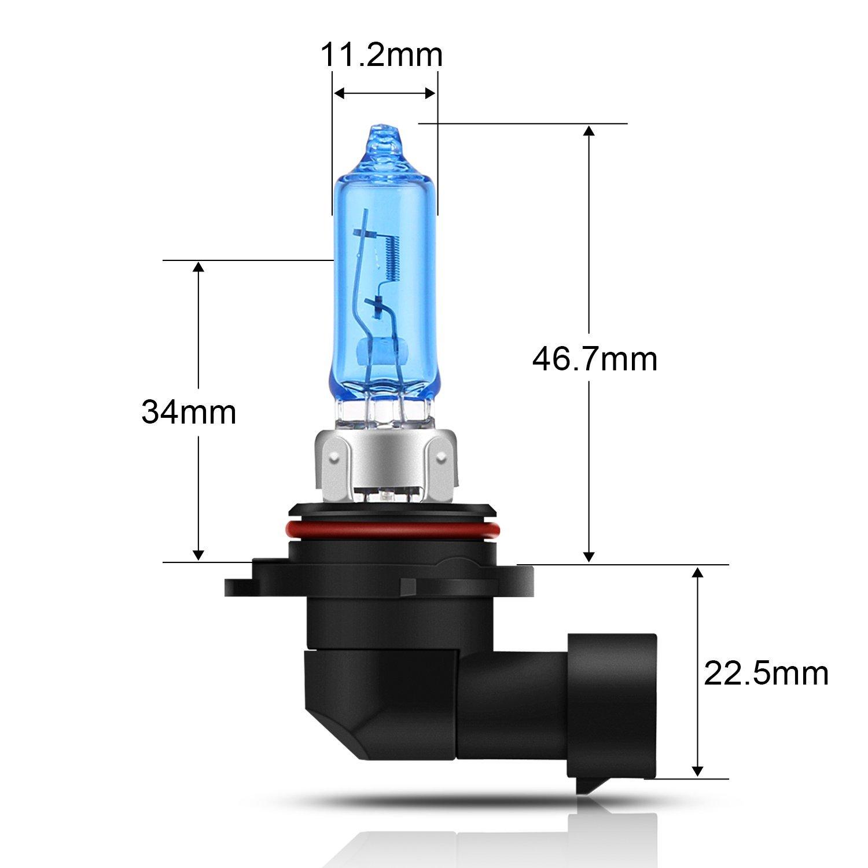 PAIR Bilstein B4 Front Kit Shock Absorber Damper OEM Quality 22-158819 22-158826