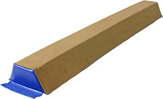 tumbl Trak Sectionnelles sol Balance Beam, 1,2m x 10cm Sb-100