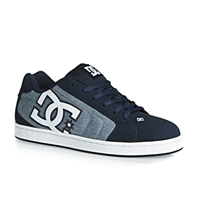Chaussures DC Shoes Net bleues homme