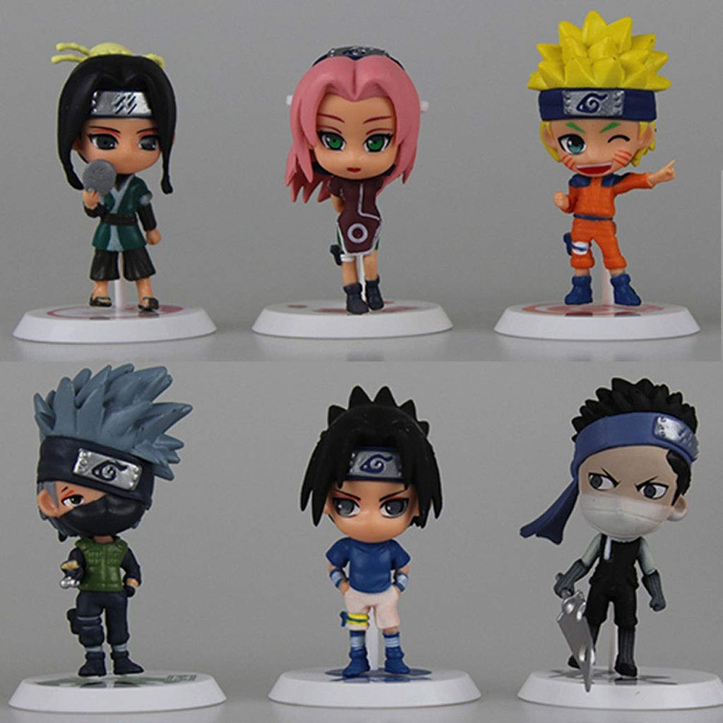 Amazon.com: WDXFD Anime Ninja Five 6 Q Edition Beautiful ...