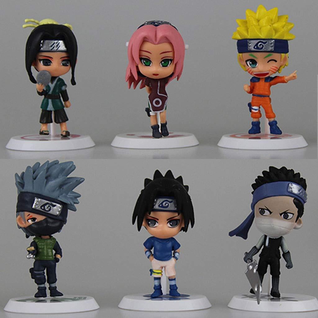 Amazon.com: WDXFD Anime Ninja Five 6 Q Edition Beautiful ...