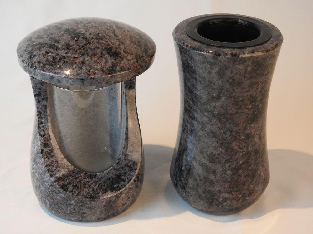 Vase Atria Granit Lampe Cerres Et En Tombale Designgrab Funéraire xsQrChtd