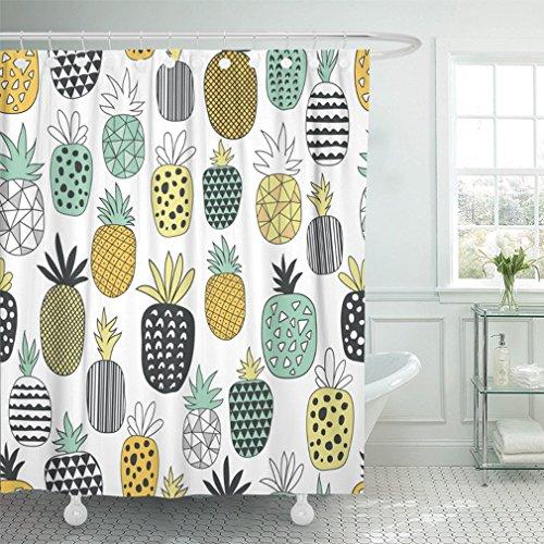 - Emvency Shower Curtain 72