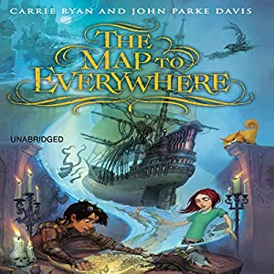 The Map to Everywhere Audiobook