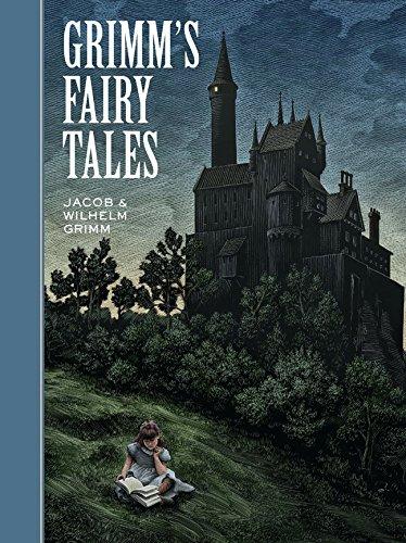 Grimm's Fairy Tales B009QVLZIA Book Cover