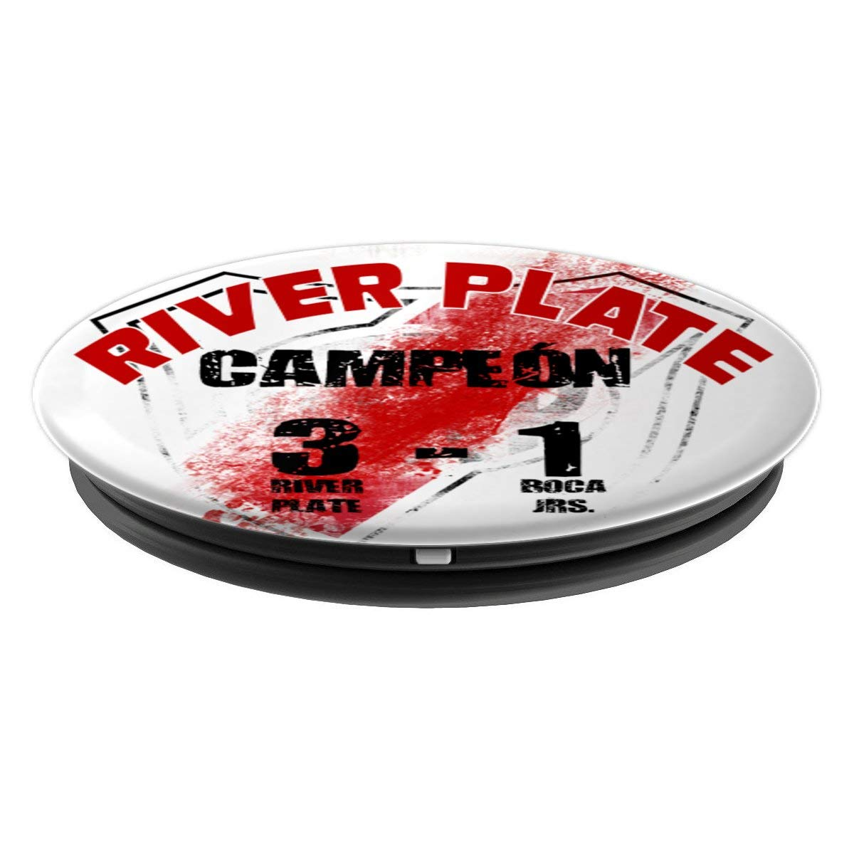 Amazon.com: River Plate champion Final Copa Libertadores - PopSockets Grip and Stand for Phones and Tablets: Cell Phones & Accessories