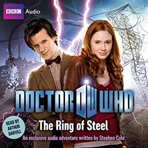 Doctor Who: The Ring of Steel Radio/TV Program