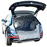 Audi Q5 SQ5 Cargo Liner Trunk Mat - Quilted, Waterproof & Tailored - 2008 to 2017 (Generation 1)