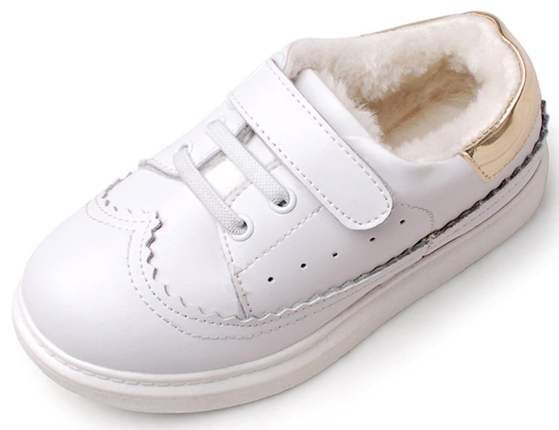 SFNLD InStar Kids Trendy Hook and Loop Antiskid Sports Sneakers Shoes