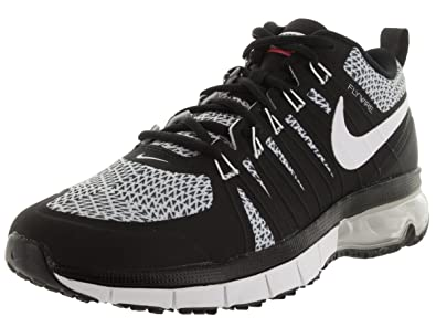 best loved 8307c 323ac Nike Air Trainer 180 Mens Training Shoes (8.5 D US) Black