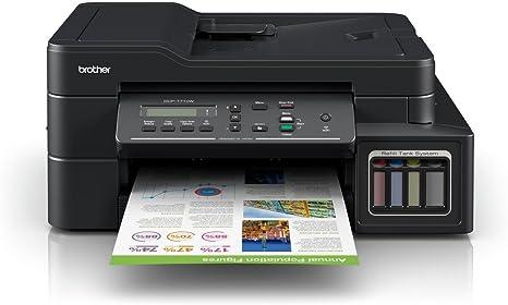 Brother DCP-T710W Multifuncional Inyección de Tinta 6000 x 1200 ...