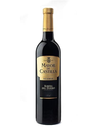 Mayor de Castilla Reserva D.O Ribera del Duero. Vino tinto - 750 ml