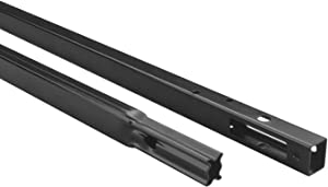 Chamberlain Group 8810Cb-P Chamberlain 8810Cb 10-Foot, Compatible Whisper Drive Plus Models, Includes Replacement Belt Garage Door Opener Rail Extension Kit