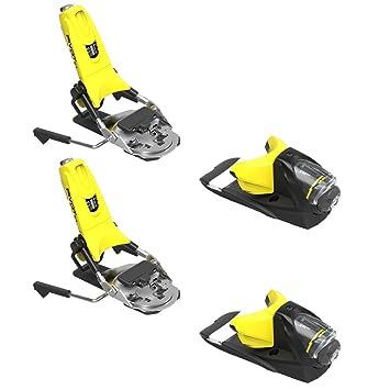 Look Pivot 12?Dual WTR Yellow Black 2017?ancho: 80? DHcy6L0ts