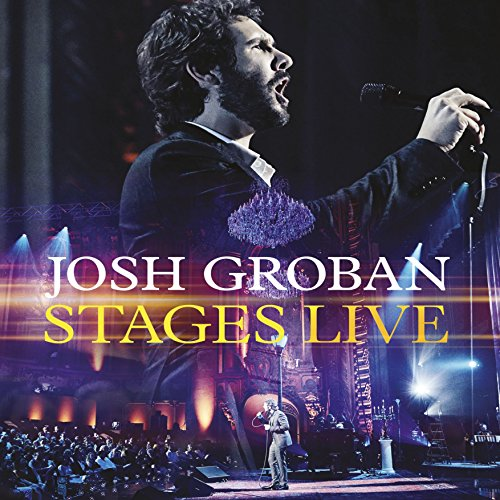 Stages Live (CD w/ Blu-ray)