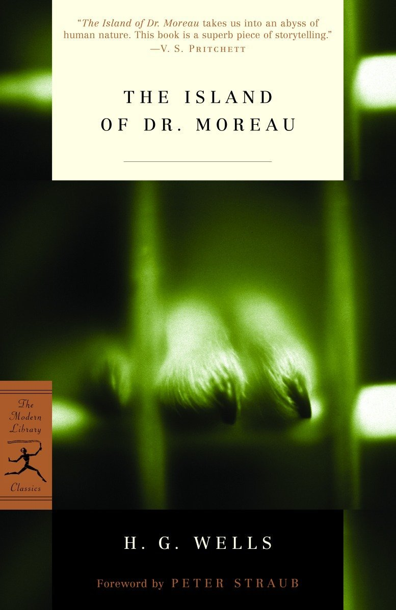 Read Online The Island of Dr. Moreau (Modern Library Classics) ebook