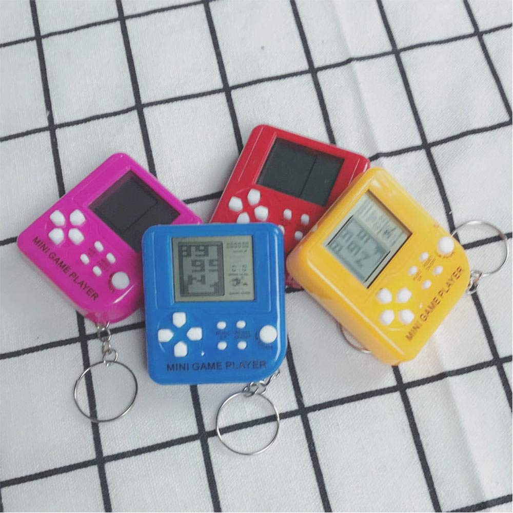 Amazon.com: FOONEE EDC 26in1 Children Tetris Handheld Game ...