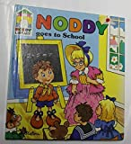 img - for Noddy Goes To School book / textbook / text book