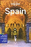 Books : Lonely Planet Spain (Travel Guide)