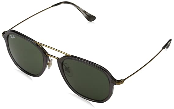 83dcf4c4126 Amazon.com  Ray-Ban Plastic Unisex Sunglass Square