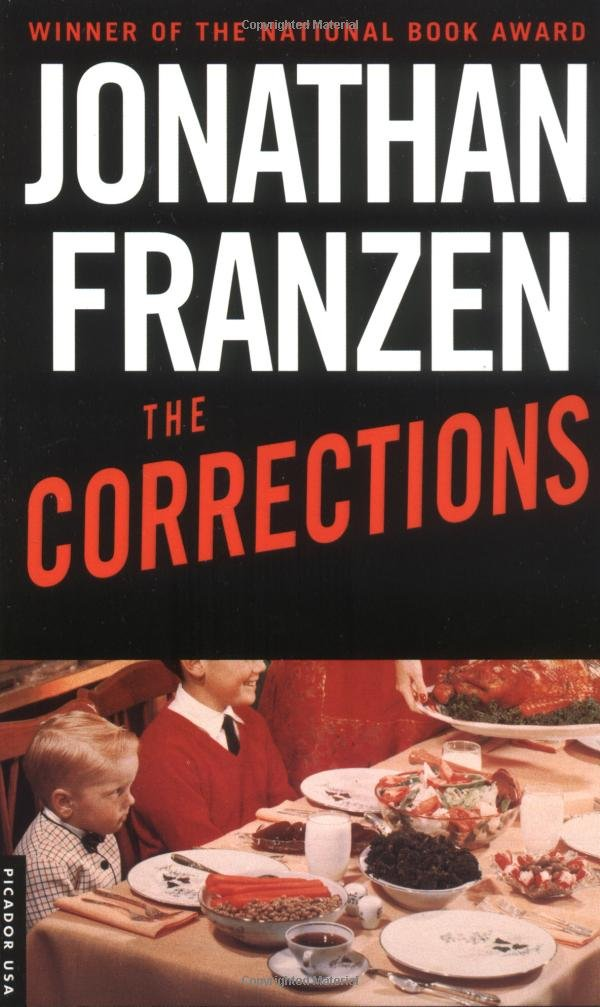 Corrections Novel Jonathan Franzen product image