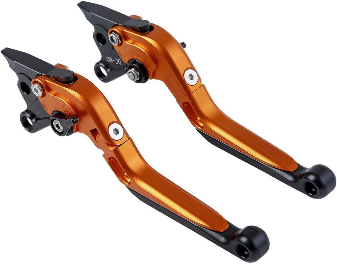 und Bremshebel Einstellbare Passend f/ür Yamaha MT-01 2004-2009 V-MAX 2009-2018 Dunkelblau Faltbar /& Erweiterbar XMT-MOTOR CNC Kupplung