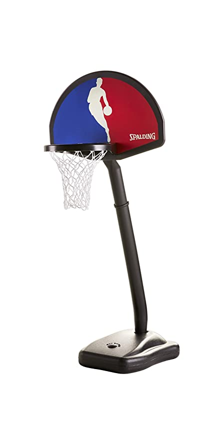 Image Unavailable. Image not available for. Color  Spalding Junior Portable Basketball  System 0e425a652
