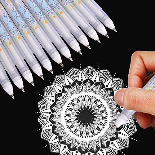 Dyvicl White Ink Pens