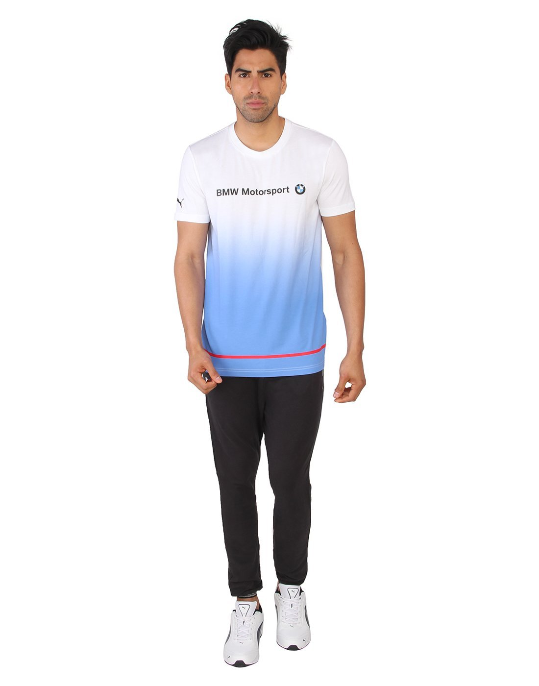PUMA BMW Motorsport – Camiseta para Hombre (761863), Blanco ...