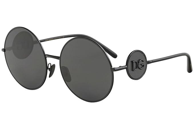 Dolce & Gabbana 0DG2205 Gafas de sol, Black, 59 para Mujer ...