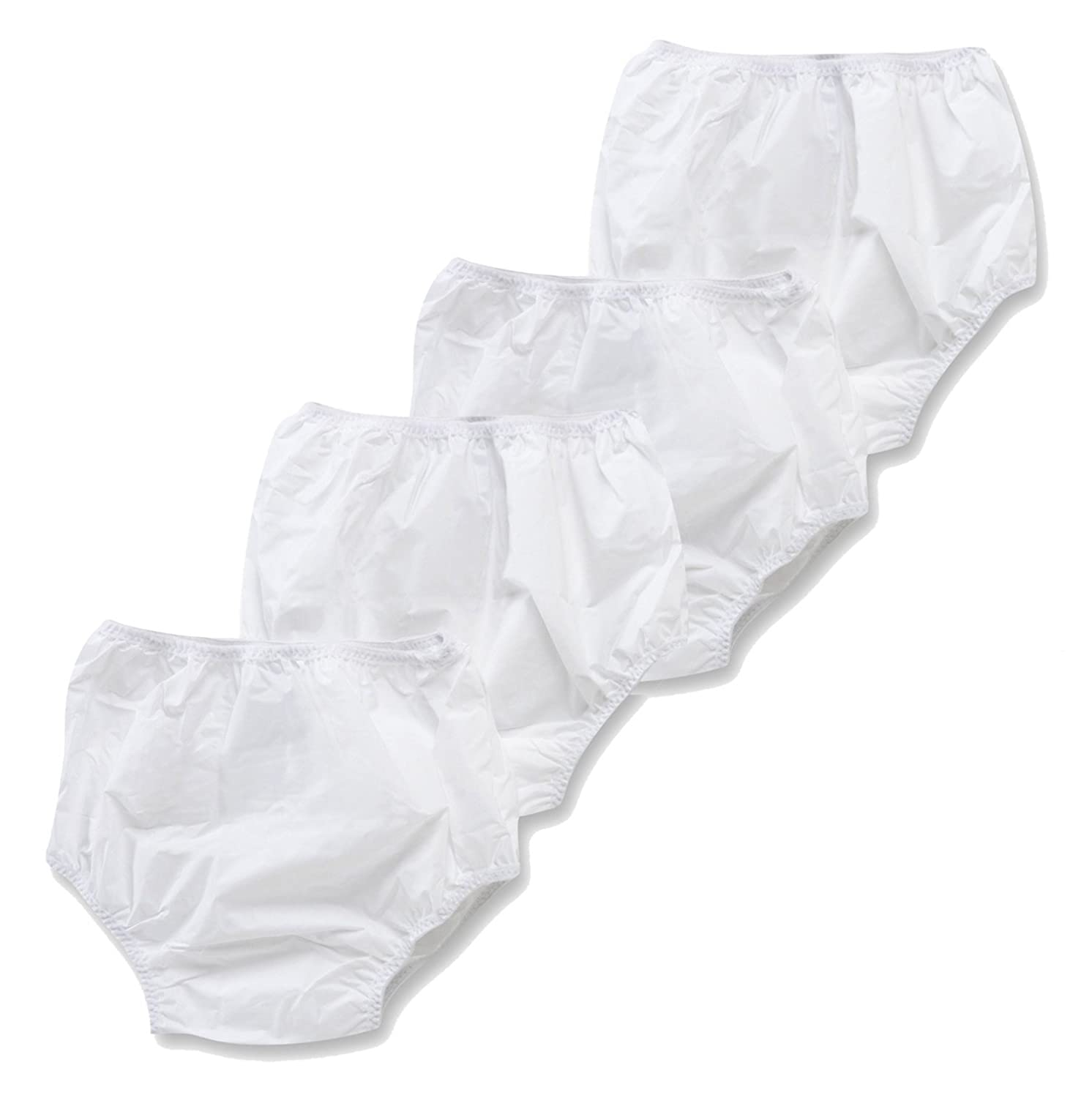 NEW Gerber Plastic Pants 4 Pairs 2T 3T FREE SHIPPING